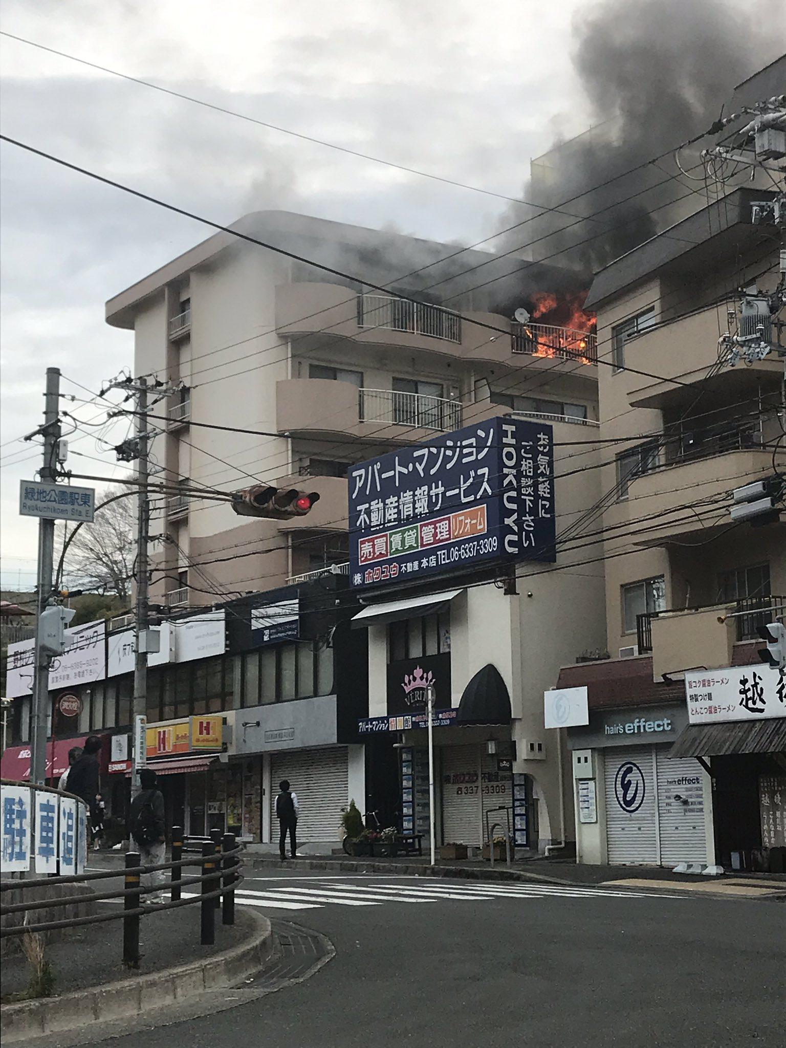 画像,最寄駅の目の前で火事は怖すぎ! https://t.co/L1uTWnIYy0。