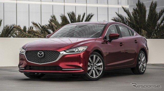 test ツイッターメディア - マツダ アテンザも「マツダ6」へ!? 次期モデルはFR化&直6搭載のウワサ https://t.co/CgF7SPlIHS  #マツダ #Mazda https://t.co/izKkUBgv7W