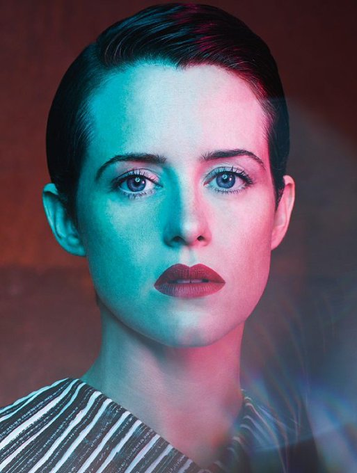 HAPPY BIRTHDAY TO OUR QUEEN CLAIRE FOY