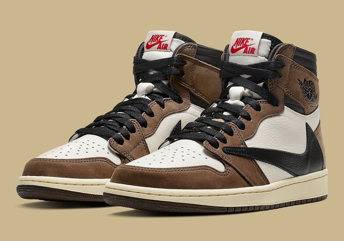 Travis Scott x Air Jordan 1. May 3rd. Get ready for the Ls  https:// snkrne.ws/2GyAQpa  &nbsp;  <br>http://pic.twitter.com/2YGwMNAeGo