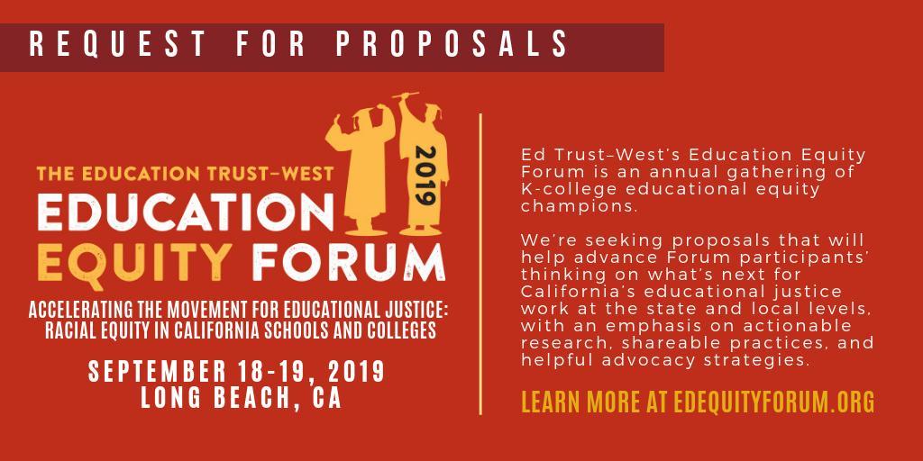 The Next Educational Equity >> Education Trust West Edtrustwest Twitter