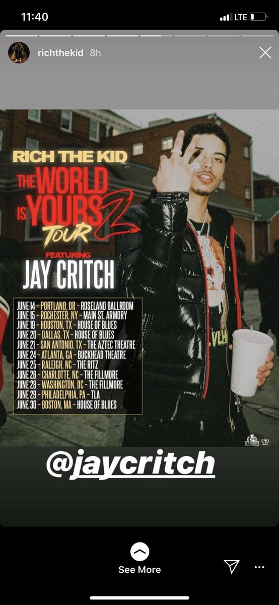 bruh @richthekid and @jaycritch used my picture for the tour flyer... im about to cry <br>http://pic.twitter.com/j2h2pzrGWn