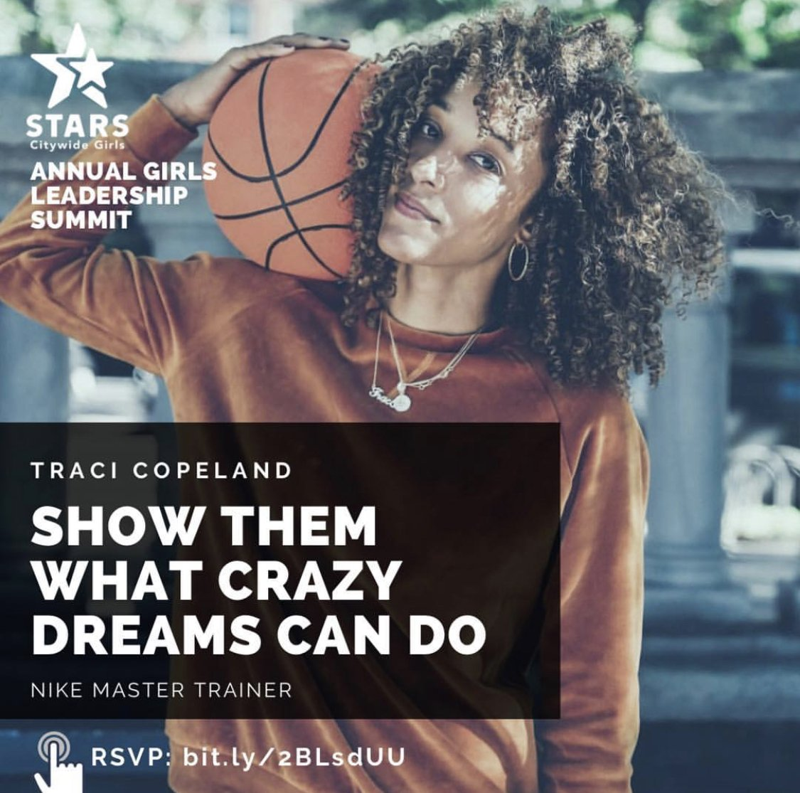 The line up of special guests for #STARSCGI 5th Annual Girls Leadership Summit on 4/23 is amazing! Can't wait for @Nike Master Trainer @yogaathlete RSVP to lisbett@girlswritenow.org ! For more information: https://t.co/wnTXnQ2jeM  @PowerPlayNYC https://t.co/3Mdu3l3zZ1
