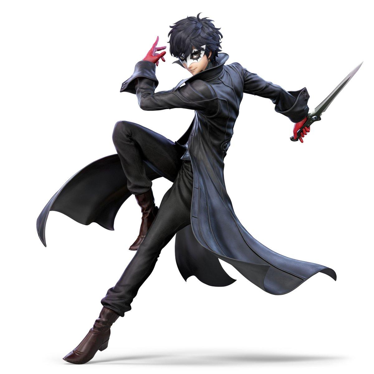 Super Smash Bros. Ultimate: Joker y el editor de escenarios llegan mañana