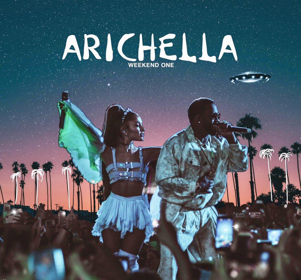 #ARICHELLA Weekend 1  <br>http://pic.twitter.com/U3TJbzuLlQ
