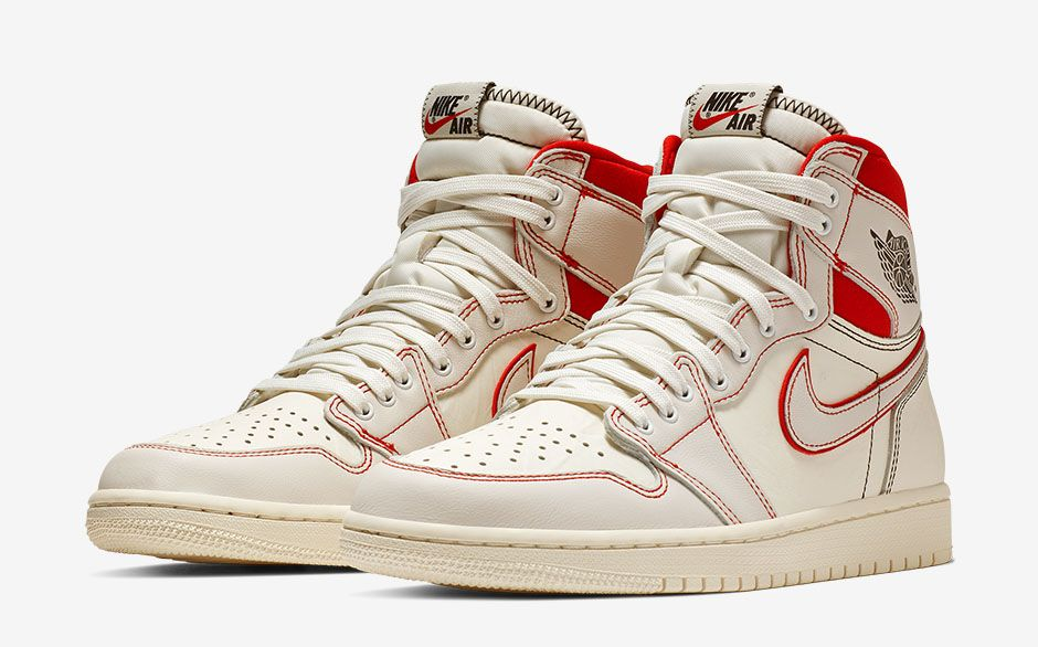 uk availability 003ee a5611 the air jordan 1 retro high og sneaker delivers heritage style with premium  materials and responsive