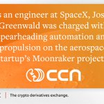Image for the Tweet beginning: .@ccnmarkets highlights Joshua Greenwald's past