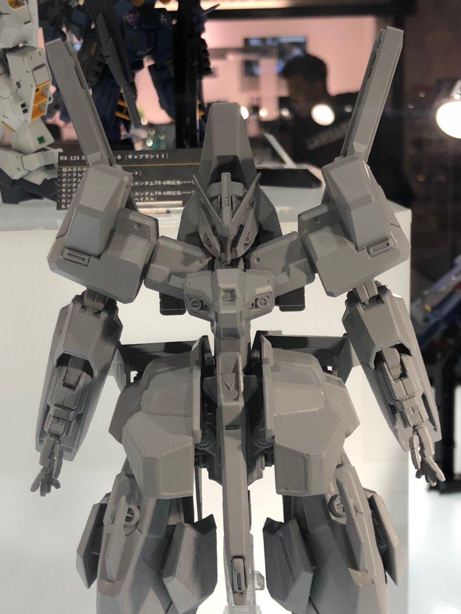 【ガンプラ】新商品 HG「ガンダムTR-6 ハイゼンスレイⅡ」商品化企画進行中!  画像追加 http://figsoku.net/blog-entry-151461.html…