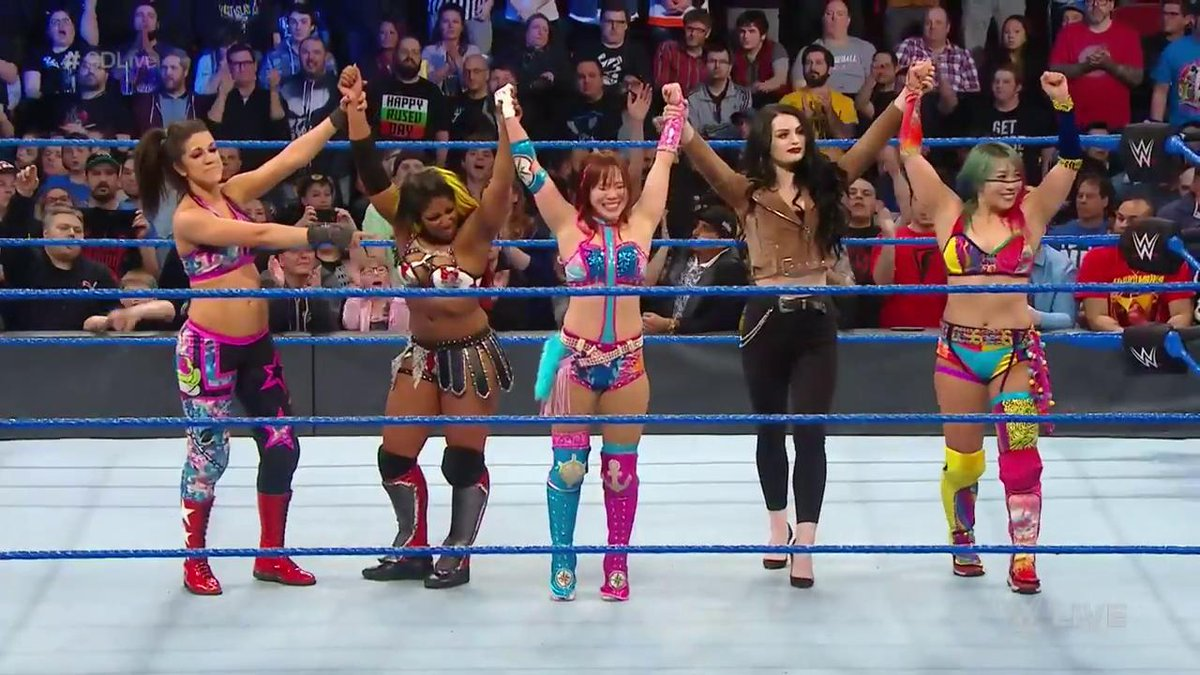 WWE NXT Superstar Comes To SmackDown In The Superstar Shakeup, Female Superstars Leave RAW