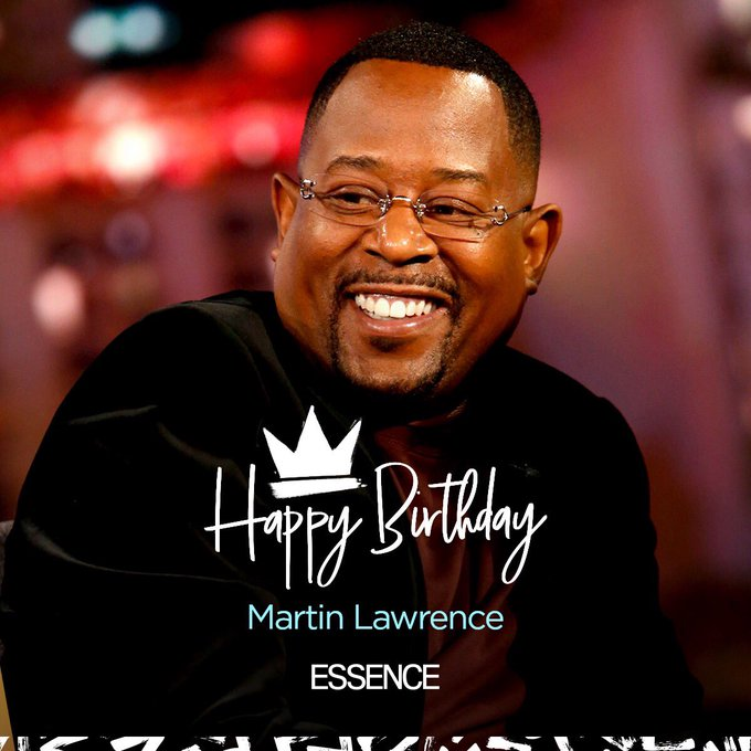 Happy birthday, Martin Lawrence! Drop your favorite Martin line or movie?