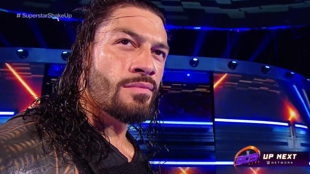 Roman Reigns And Elias Join The WWE SmackDown Roster In The Superstar Shakeup