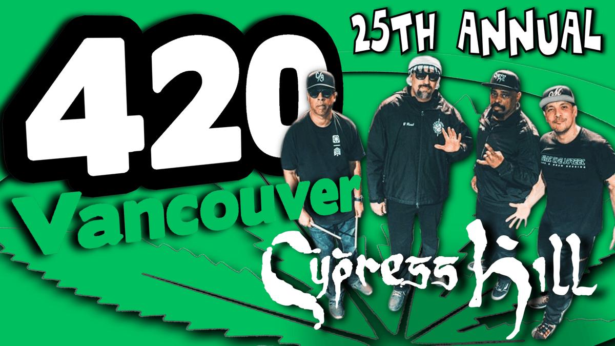 温哥华公园局通过紧急动议 要求取消Cypress Hill参与「420大麻日」活动