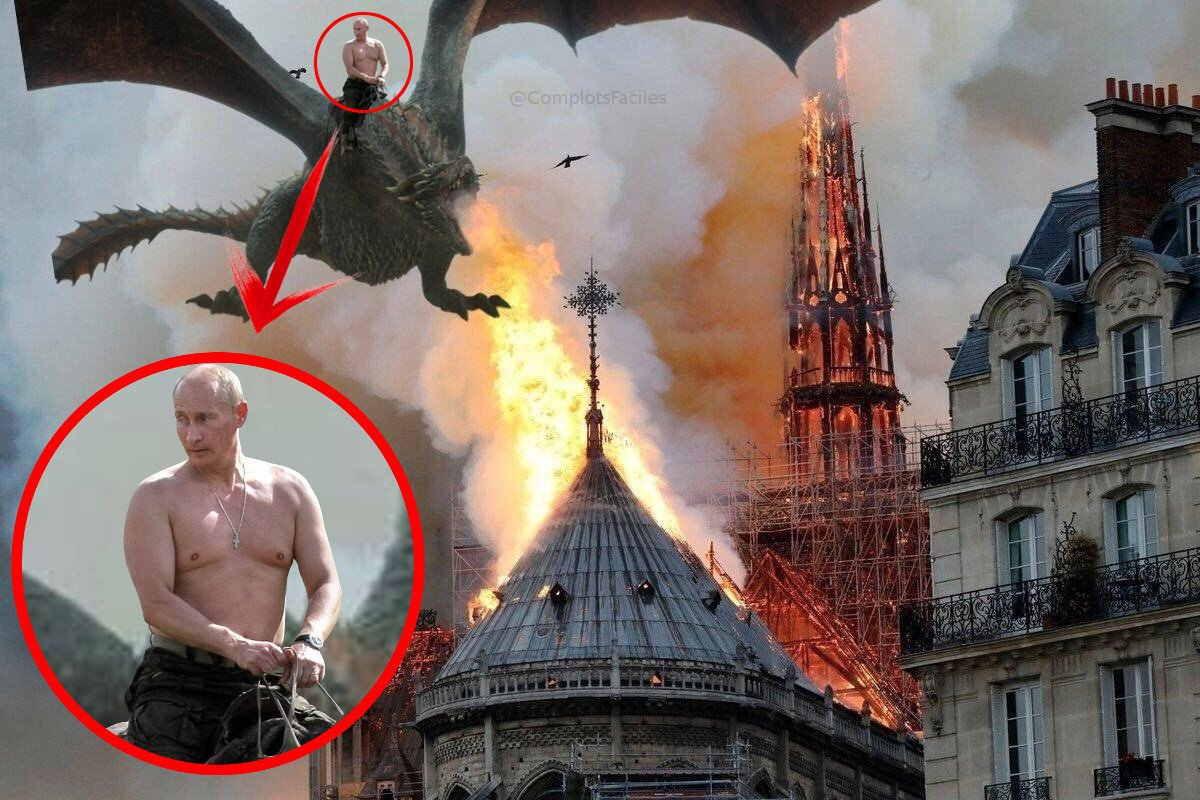 Complots Faciles's photo on #NotreDame