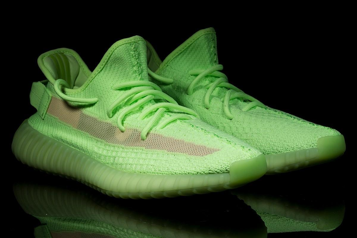 00b2c56882a52 heres your best look yet at the mooted glow in the dark yeezy boost 350 v2