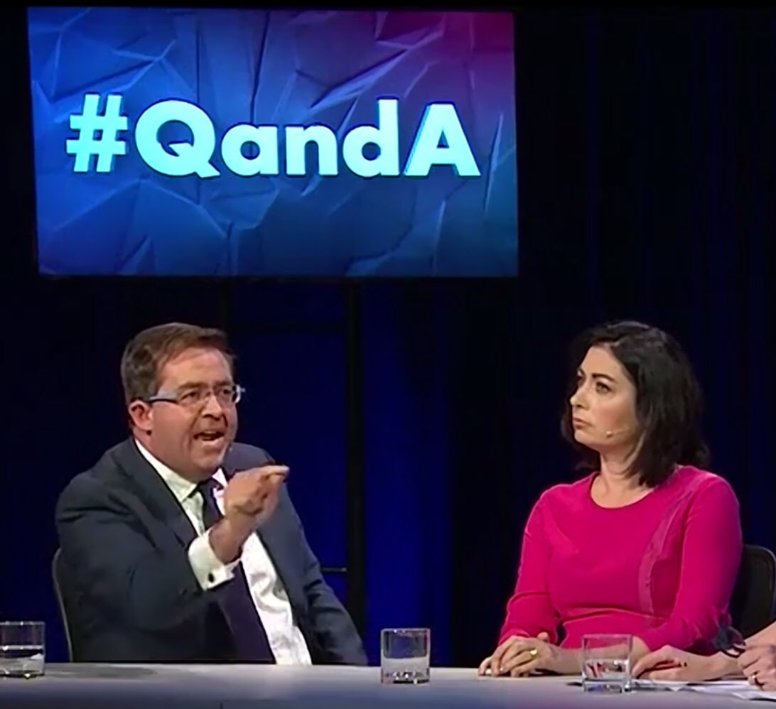 Carol Omer's photo on #QandA