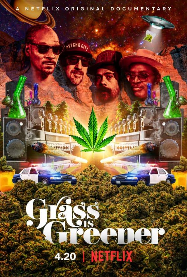 Snoop Dogg 助阵!Netflix 大麻纪录片《Grass Is Greener》将于4月20日首播