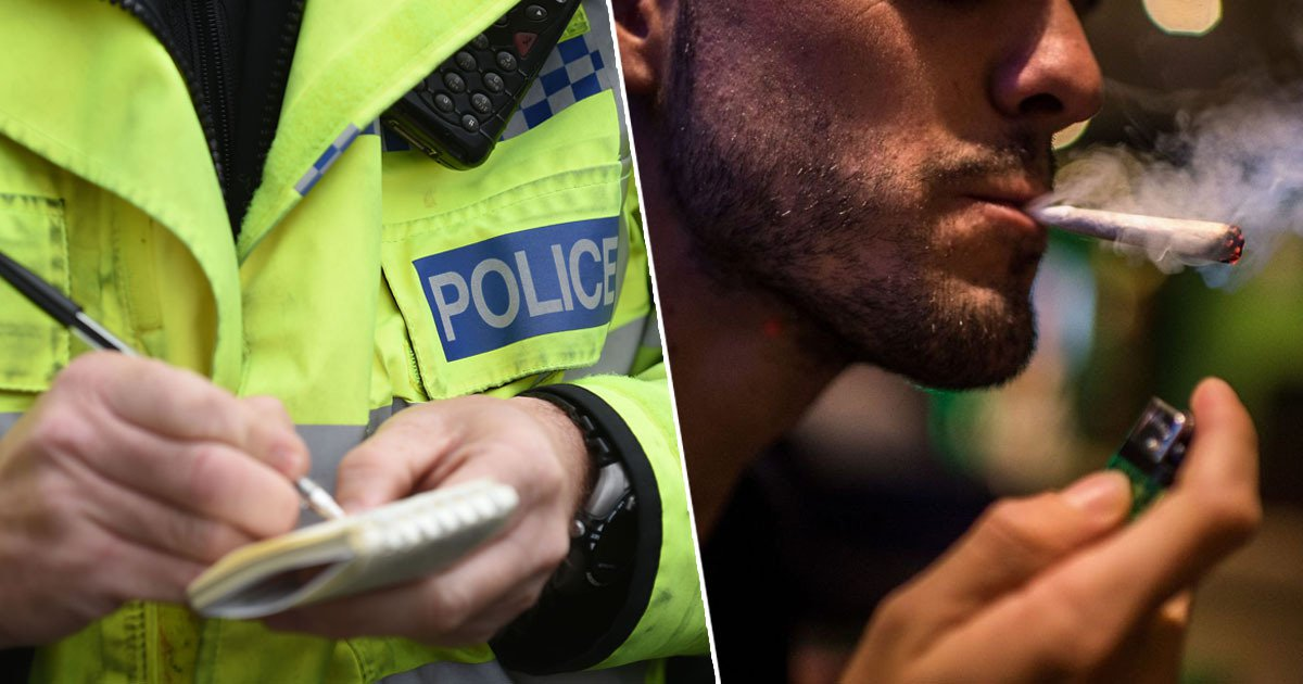 英国警方将停止逮捕吸食大麻人士