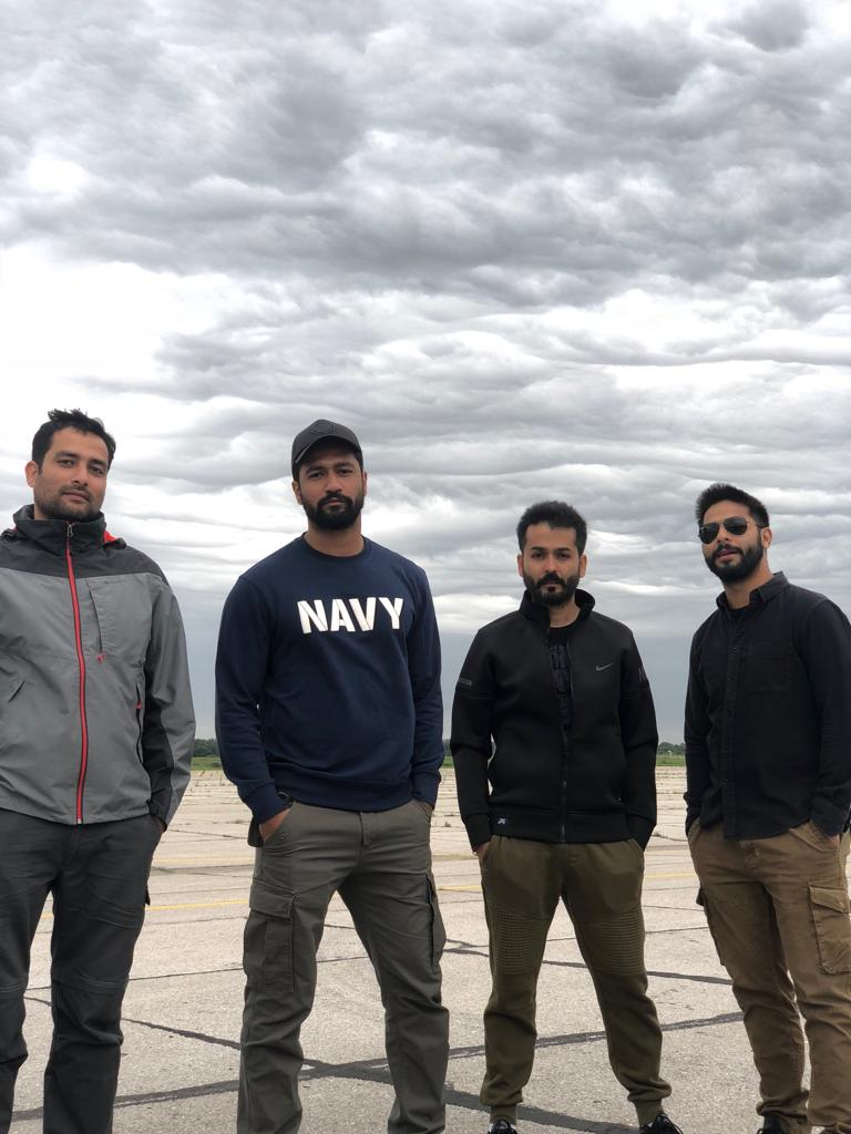 Xclusiv info on #Uri team's [actor Vicky Kaushal, director Aditya Dhar, producer Ronnie Screwvala] next film... ☆ Will be an action-based superhero film, set in modern times. ☆ Aditya Dhar will leave for US to prep for the film [not titled yet]. contd. in next tweet...