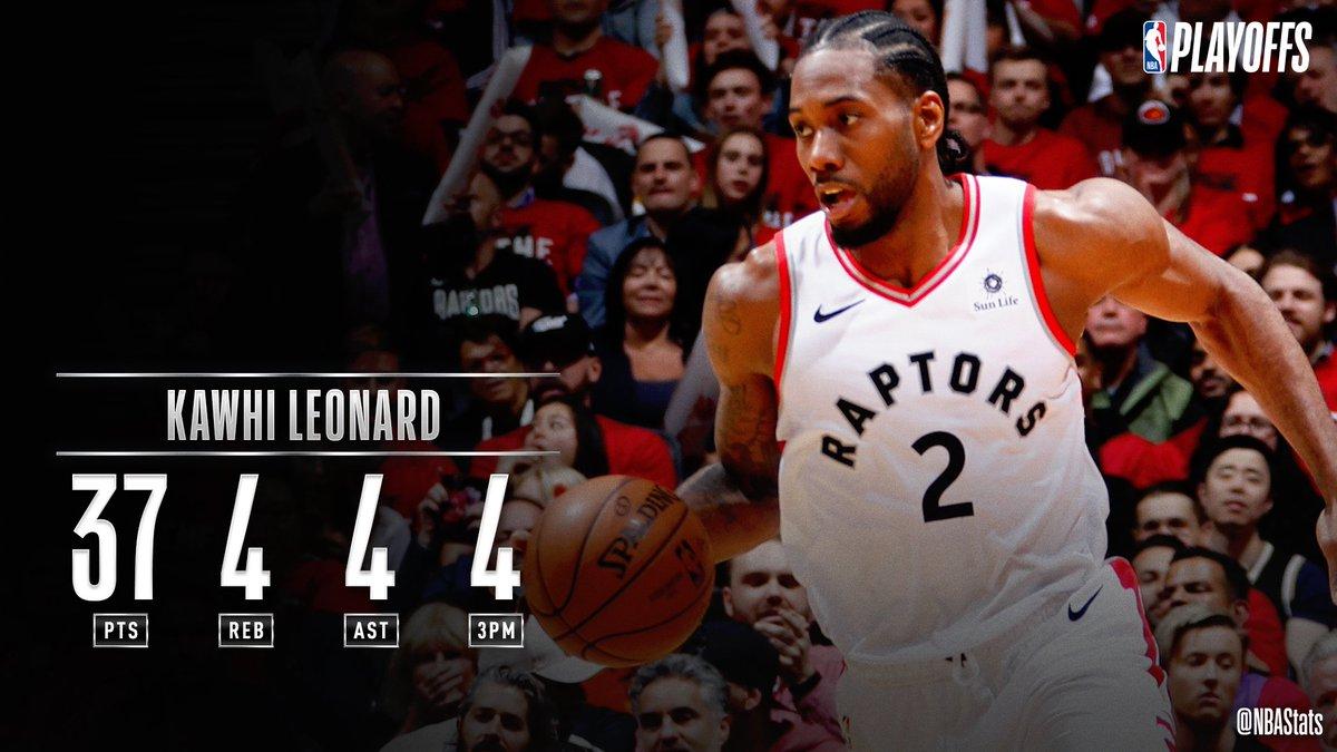NBA.com/Stats's photo on Kawhi Leonard