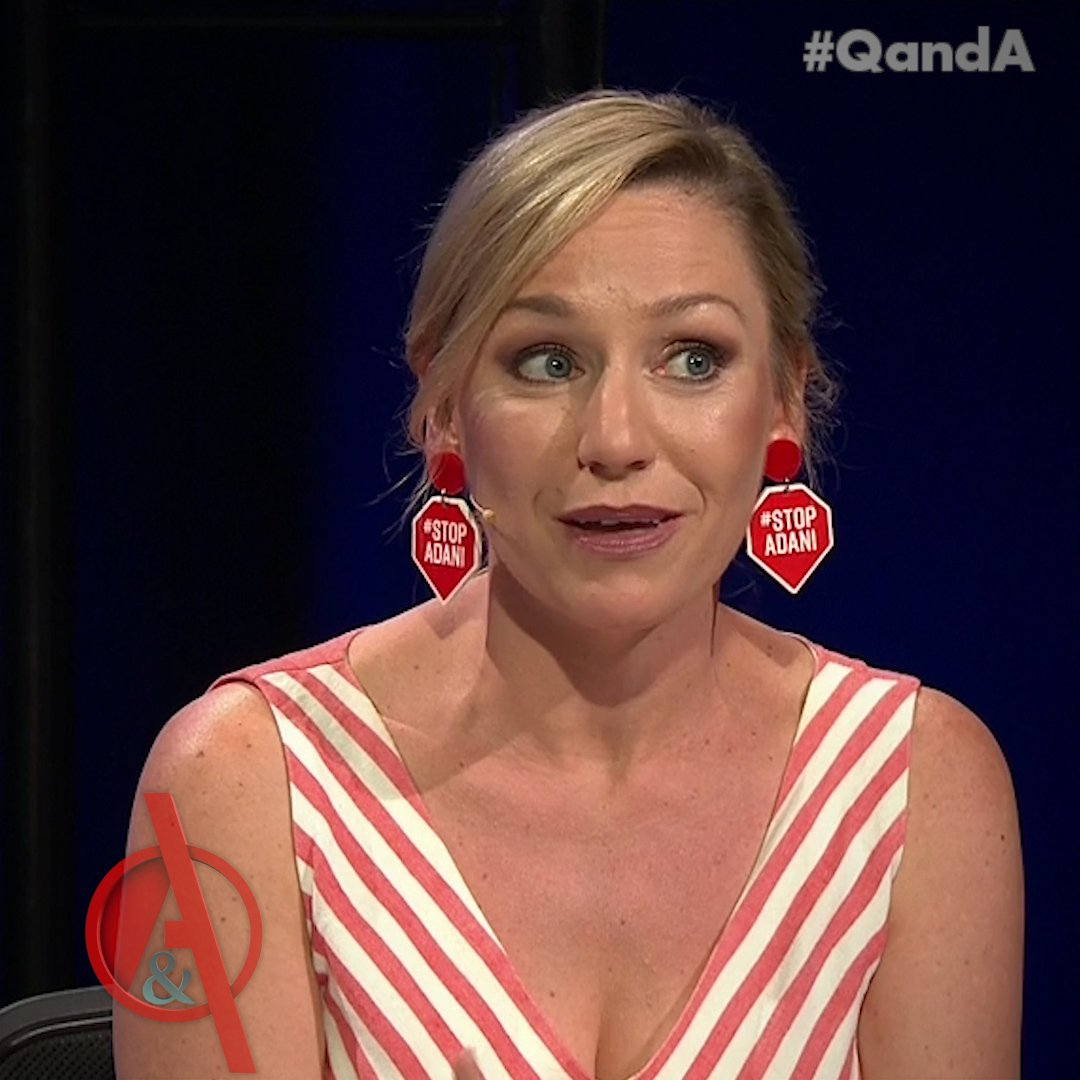 ABC Q&A's photo on #QandA