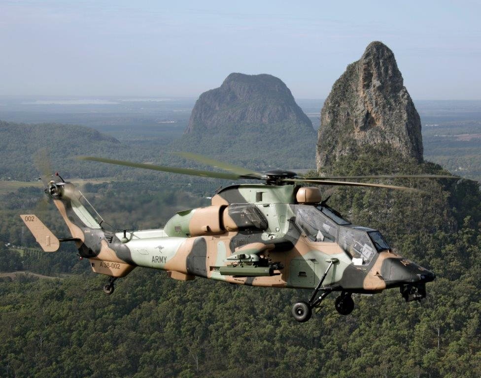 Airbus Helicopters has been awarded an extension of the Australian Army's ARH #Tiger through-life support contract. The ARH Tiger attack helicopter serves as a key asset for the Australian Army, w/ the fleet having flown over 30,000hrs for various missions http://bit.ly/2VQSGID