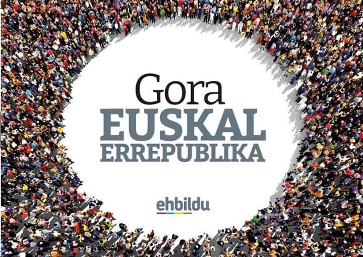 Herri bat gara Maitasuna gara #aberrieguna  #Erabaki  #botaerregimena  #FaxistakKanpora  #Independentzia #EuskalErrepublika