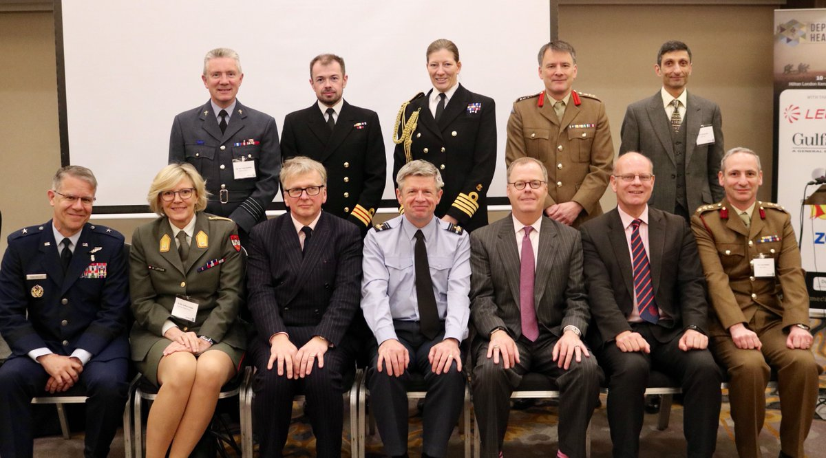 Last week Defence Medical Services & the Acting Surgeon General, AVM Alistair Reid hosted colleagues at the Deployed Medical & Healthcare Delivery Conference. The conference focused on sharing knowledge & looking at ways to deliver the best possible care for deployed Personnel.