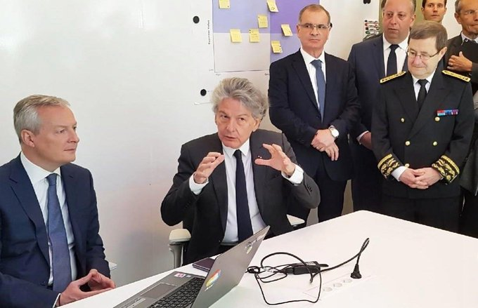 Atos y @GoogleCloud inauguran un laboratorio de #InteligenciaArtificial en Francia - via...