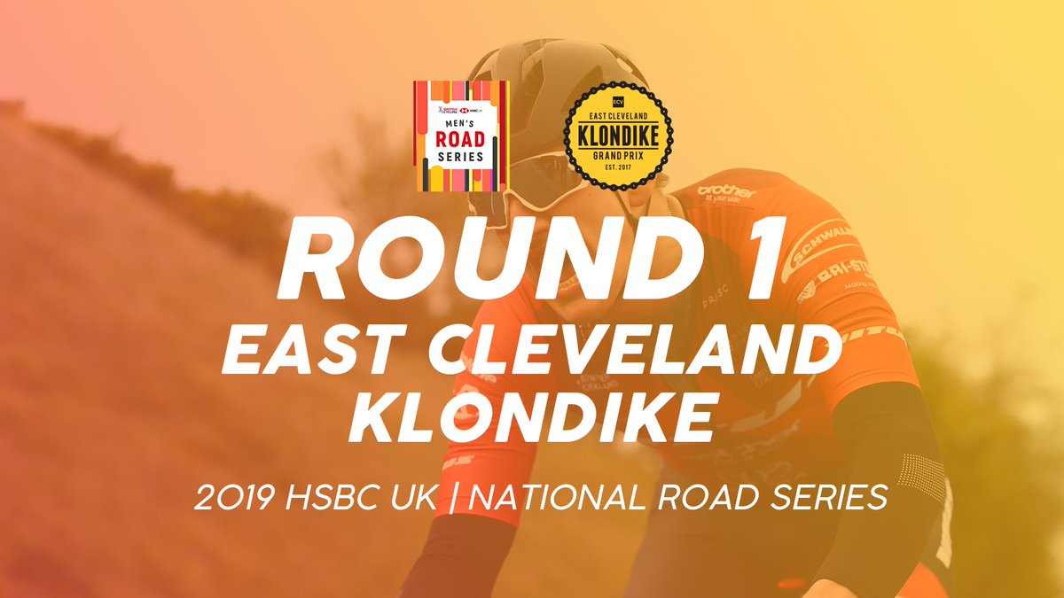 WATCH 📺  Full highlights of the @EcKlondike, round one of @HSBC_UK   @NatRoadSeries ⬇️  LIVE on @Eurosport_UK 1: Thursday 18 April 🇬🇧  1-2pm & 8.30-9.30pm  #NationalRoadSeries  #ECKlondike