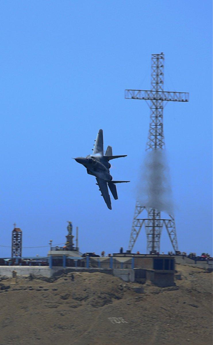 البيرو مهتمه بشراء عدد اضافي من مقاتلات Mig-29 الروسيه D4W0IQgXsAMvTC4