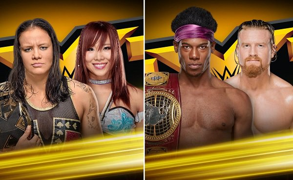 Spoilers: WWE NXT Tapings For Tonight (4/17)