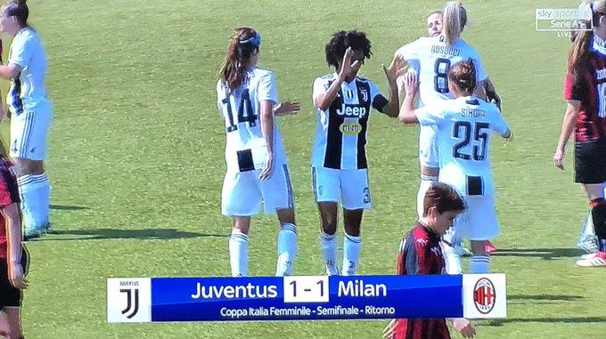 #JuventusWomen Foto