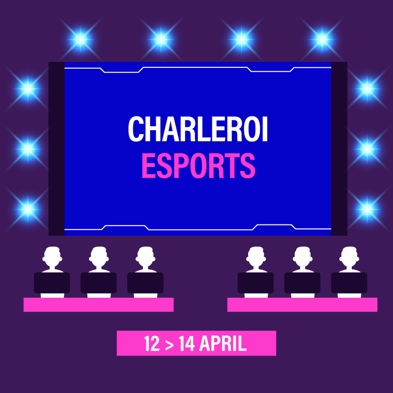🔎#AuxipressStudy🔎 #DidYouKnow : #CharleroiEsports Tournament has generated more than 38% of #Belgian media content on Esport since April 1, 2019 !  @Ex6TenZZZ @ScreaM_ @CharleroiEsport @proximusesports #eSports #Esport #CSGO #Charleroi