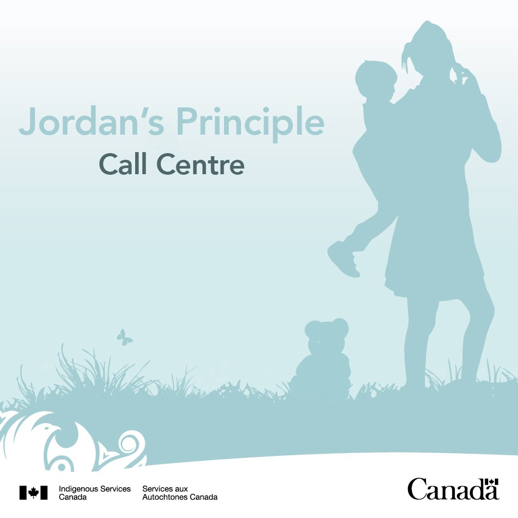 18ffc92acdc Call 1-855-JP-CHILD (1-855-572-4453) if you know of a First Nations child  who needs help accessing products