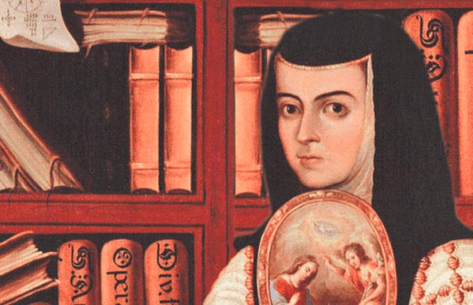 Sor Juana Inés de la Cruz Foto