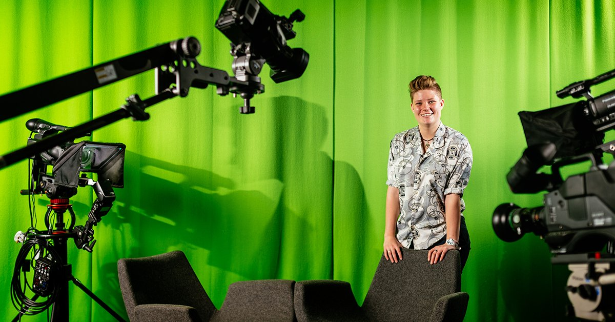 Start your journey within the creative industries with one of our university level qualifications.  Great facilities. Industry experience. Expert tuition.  Join us.  http://bit.ly/2jAMfu9