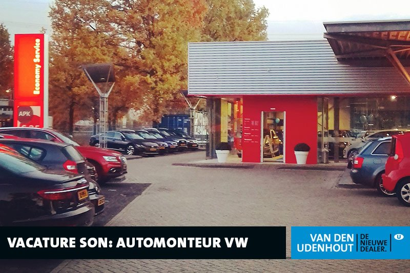 ⚙️ Wil jij #WerkenbijVandenUdenhout, en wel bij ons Occasioncentrum in #Son? Voor deze gezellige en dynamische vestiging zijn wij op zoek naar een Eerste of Tweede Autotechnicus/-Monteur 👉🏼 https://bit.ly/2Piu5tR   #JobAlert #vacature #NieuweBaan #automonteur #MonteurGezocht