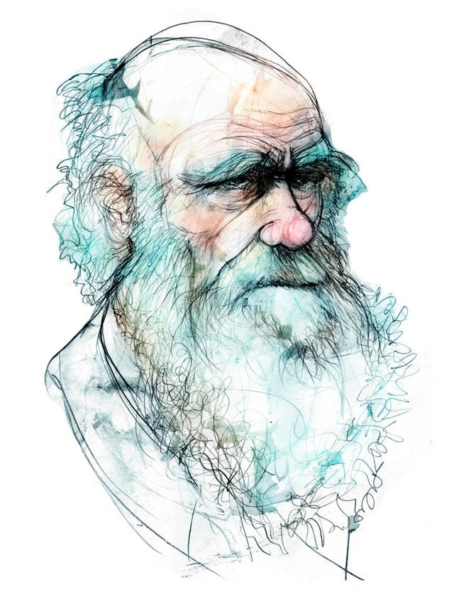 Agencia Sinc's photo on Charles Darwin