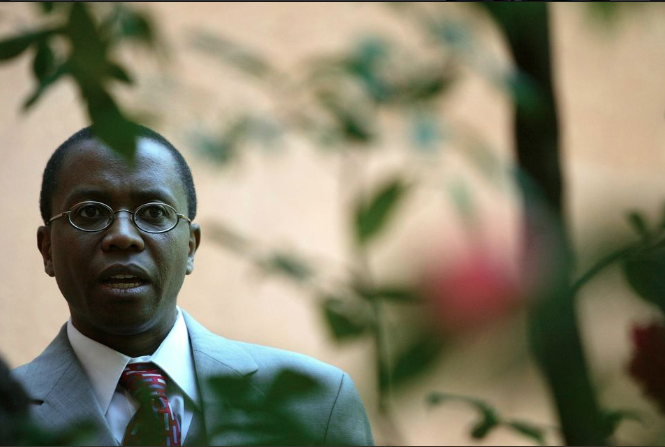 German newspaper @OfficialTAZ has confirmed the death of Ignace Murwanashyaka, #FDLR leader who was convicted in 2015 as leader of a terrorist organisation and aiding war crimes in DRC.  Reminder  He returned to #Germany in 2006 with the help of a newly acquired Ugandan passport.