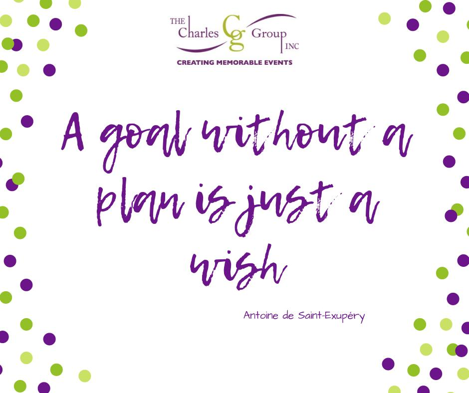 Happy Wednesday everyone! &quot; A goal without a plan is just a wish.&quot; #meetingprofs #eventprofs #events #eventplanner #eventplanners<br>http://pic.twitter.com/28lancLmkn