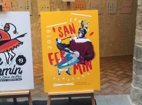 Navarra Suma pide a la Junta Electoral la retirada de un cartel de San Fermín https://www.naiz.eus/eu/actualidad/noticia/20190417/navarra-suma-pide-a-la-junta-electoral-la-retirada-de-un-cartel-de-san-fermin…