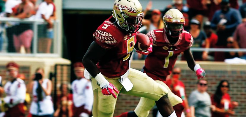 NEXT: @FSUFootball running back Jacques Patrick (@jacques_patrick) on his wild ride to the NFL Draft.   📺: http://WatchDA.com  🔊: @CBSSportsRadio 📡: SiriusXM 206