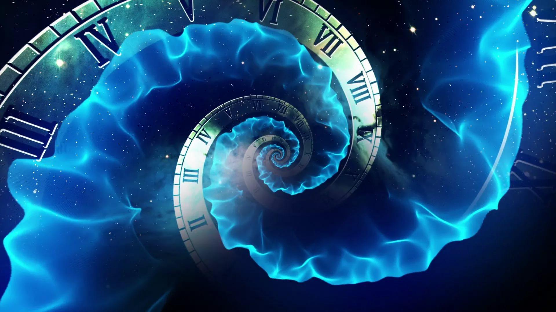 Анимация путешествие во времени