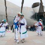 Image for the Tweet beginning: Basque Fest llega a Bilbao