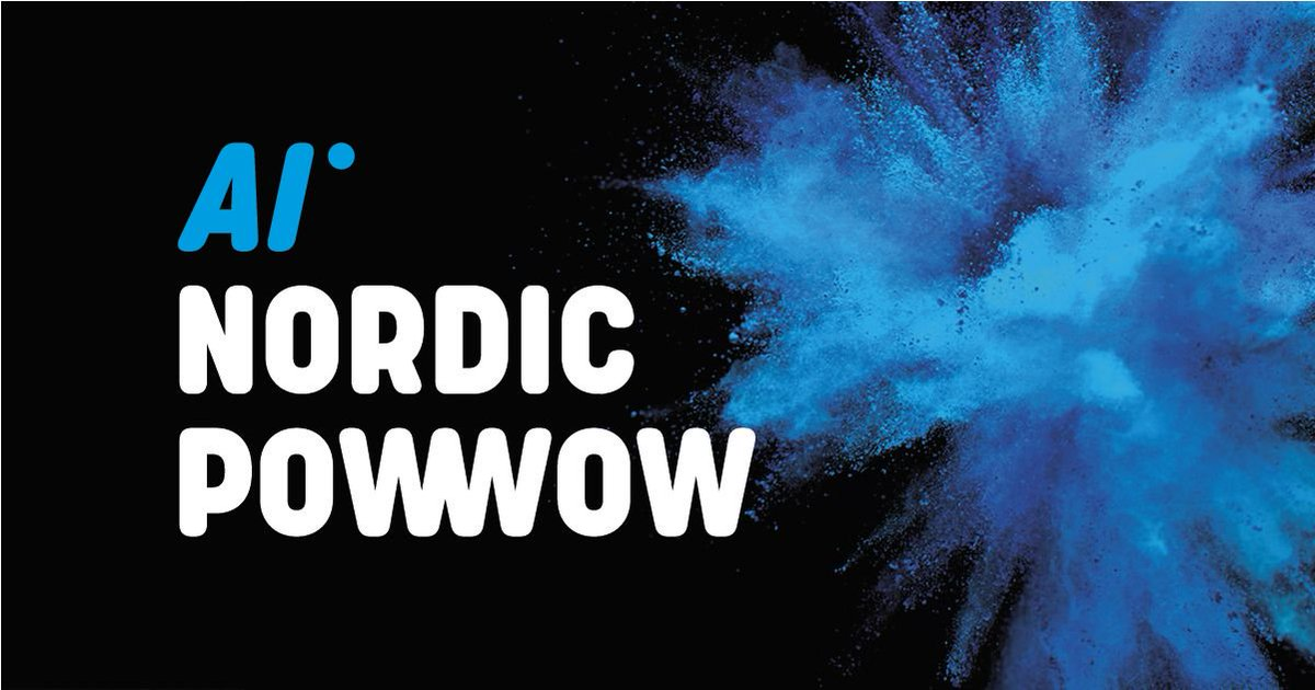 Mobile Heights is a proud partner of the AI NORDIC POWWOW in Lund on May 23!  Topic: AI and its future benefits and challenges incl. Future healthcare, Smart cities and Big data. Organized by @lunduniversity and @skanemotor. SEK 1 950. Get your ticket now! https://buff.ly/2Un7ux9