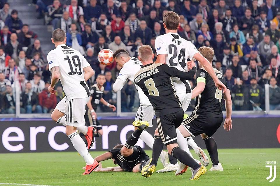 Xem lại Juventus vs Ajax