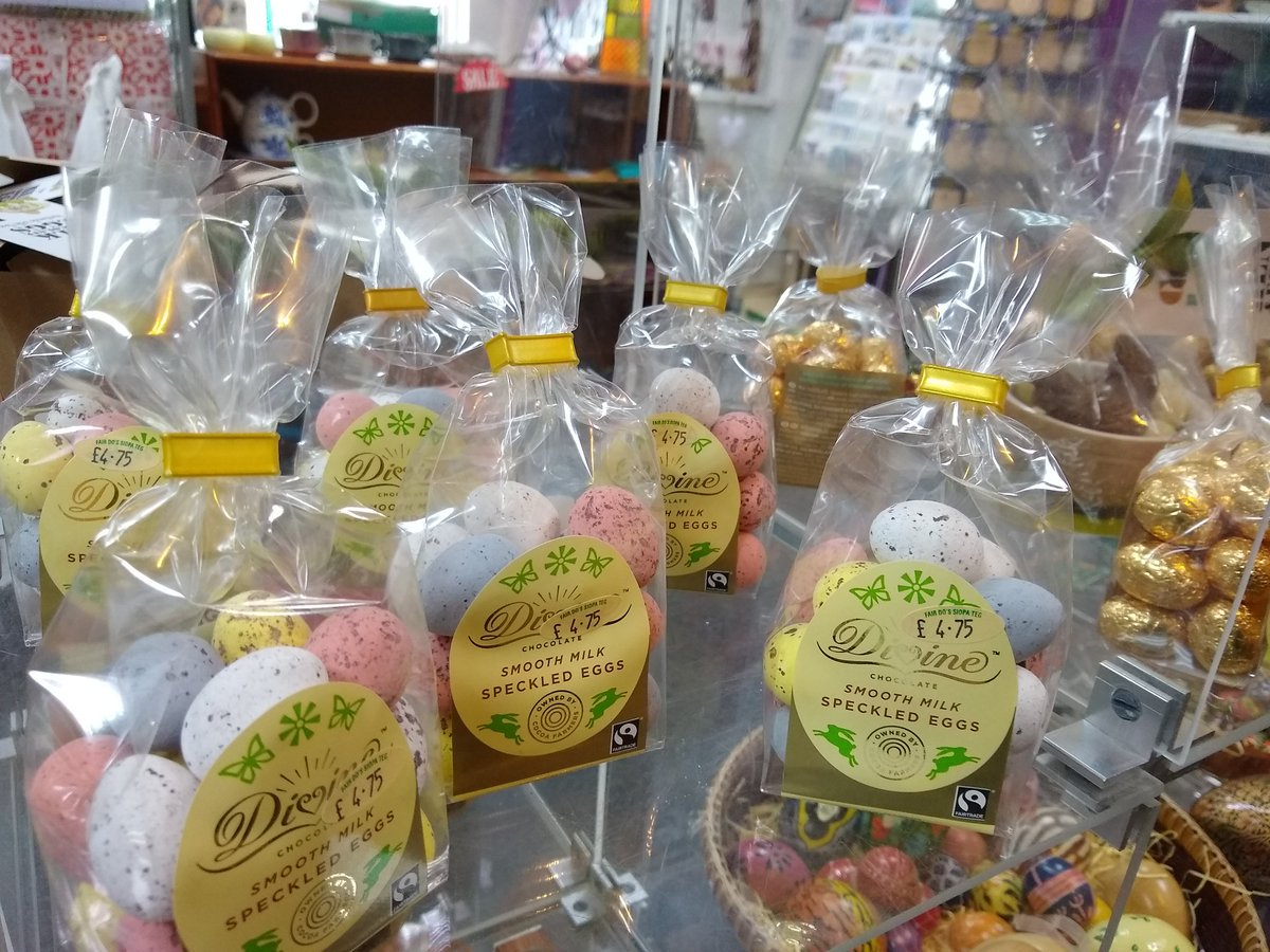 test Twitter Media - We nearly sold out of Easter eggs, but new deliveries have arrived! So do come and pick up your last minute Easter gifts. https://t.co/qvrxB2i1kd