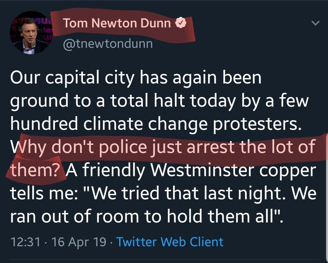 Tom newton dunn twitter