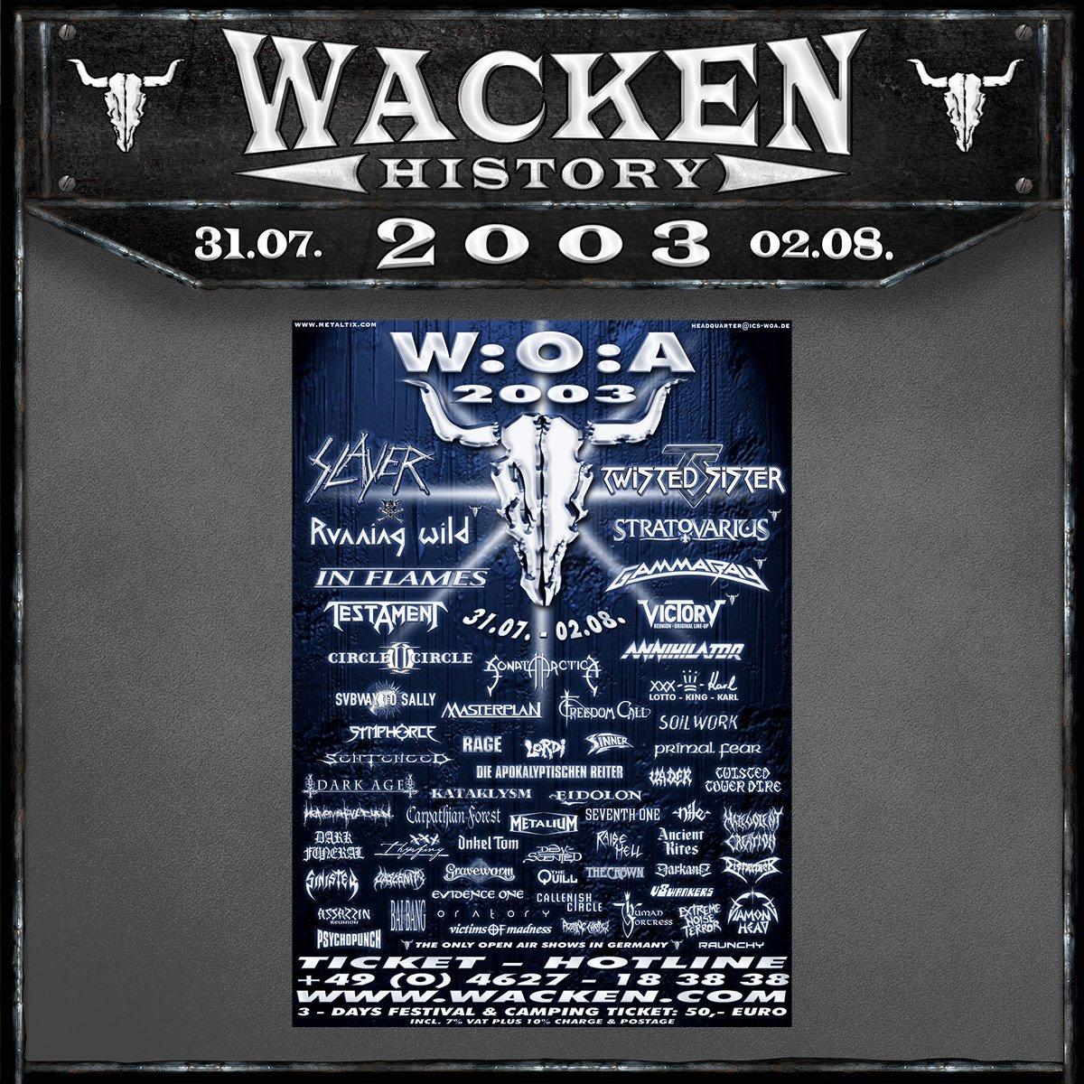 Bands wacken 2019