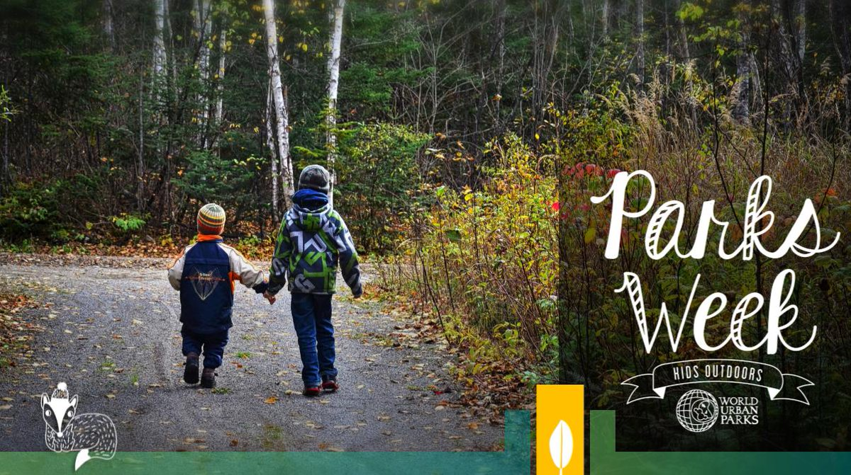 RT @CitiesWNature #WorldParksWeek is almost here! 27 April - 4 May 2019 #KidsOutdoors  #CitiesWithNature include #urbanparks which make for #healthy & happy children!  See resources from @natureforall & the Children, Play & #Nature Policy Statement on the @WUParks website: https://t.co/1TL6e0jxA7